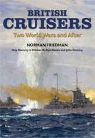 British Cruisers: From Treaties to the Present
