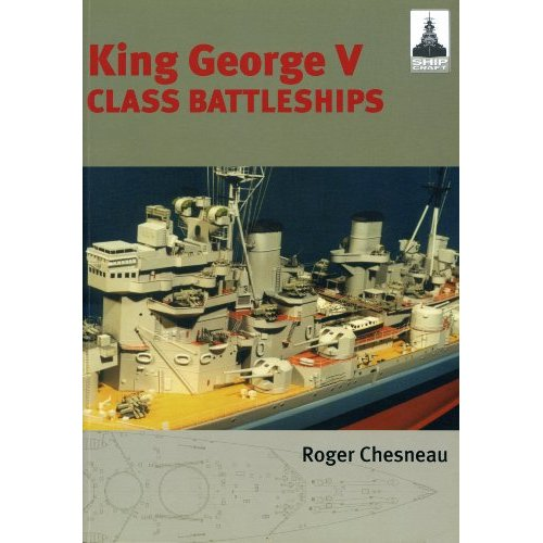 King George V- Class Battleships