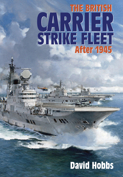 The British Carrier Strike Fleet