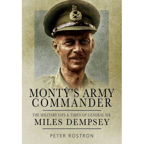 Monty's Army Commander