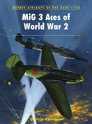 MiG-3 Aces of World War 2