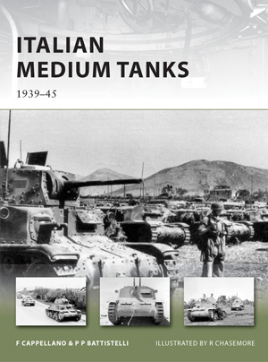 Italian Medium Tanks 1939–45