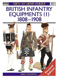 British Infantry Equipments (1): 1808–1908