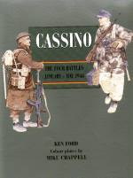 Cassino: The Four Battles January - May 1944