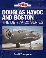 Douglas Havoc and Boston - The DB-7/A-20 Series