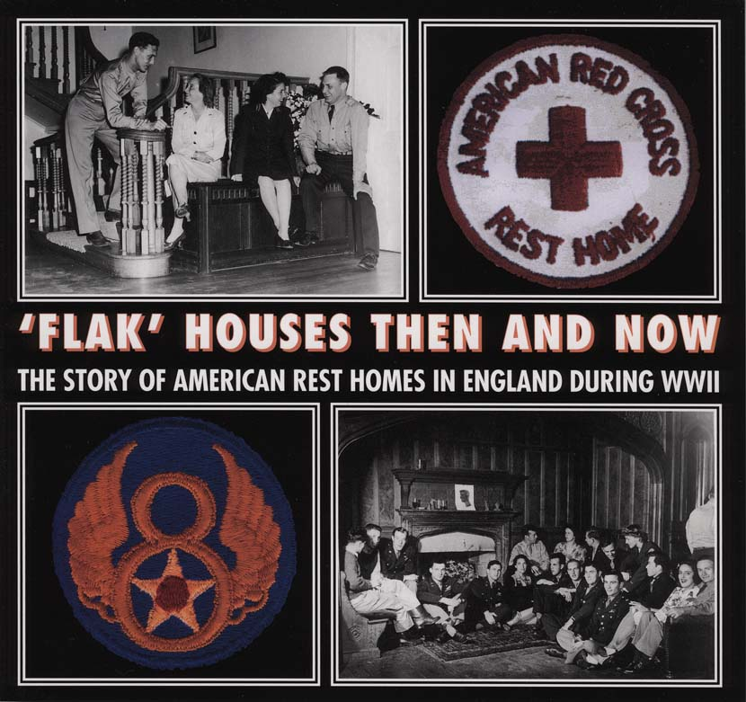 """Flak"" Houses Then and Now"