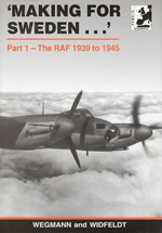 Making For Sweden Part 1 - The Royal Air Force