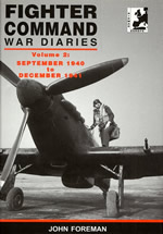 Fighter Command War Diary Vol. 2