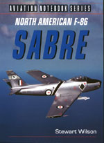 Aviation Notebook Series: North American F-86 Sabre