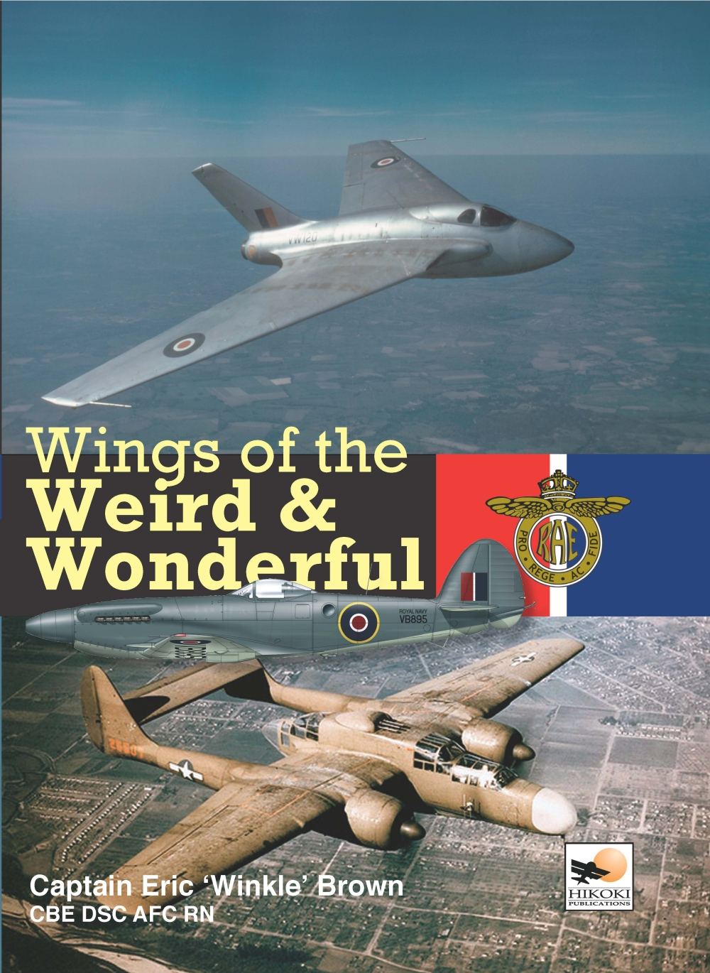 Wings of the Weird and Wonderful