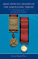 Army Officers Awards of the Napoleonic Period