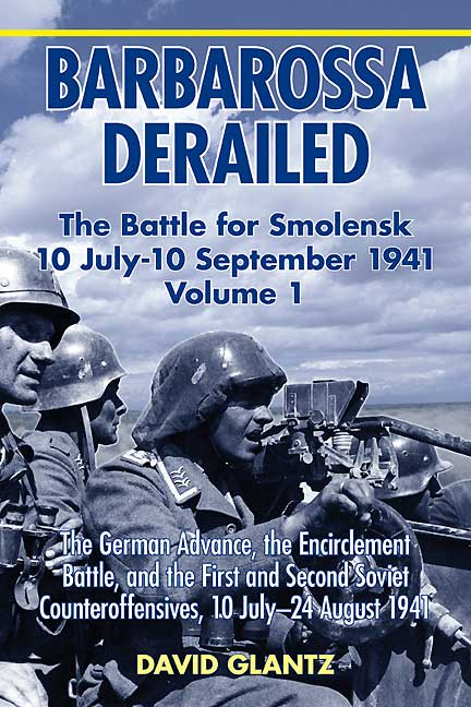 Barbarossa Derailed, Vol.1