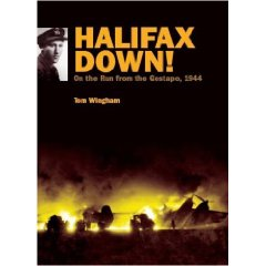 Halifax Down!: On the Run from the Gestapo, 1944