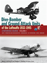 Dive Bomber and Ground Attack Units of the Luftwaffe 1933-45, v1