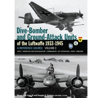 Dive Bomber and Ground Attack Units of the Luftwaffe 1933-45, v2