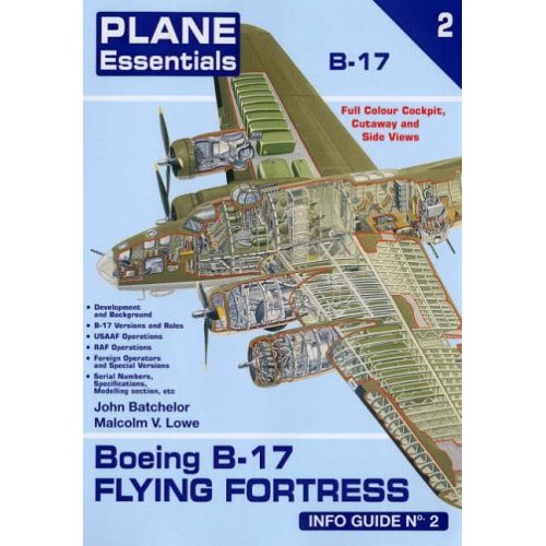 Plane Essentials 2 - Boeing B-17 Flying Fortress