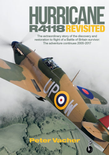 Hurricane R4118 Revisited