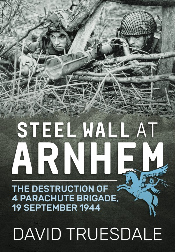 Steel Wall at Arnhem