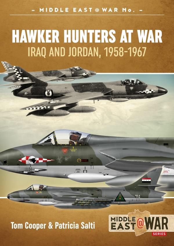 MIDDLE EAST@WAR 7: HAWKER HUNTERS AT WAR