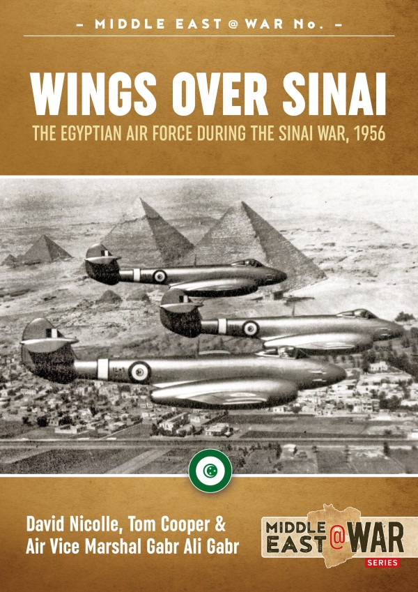 MIDDLE EAST@WAR 8: WINGS OVER SINAI