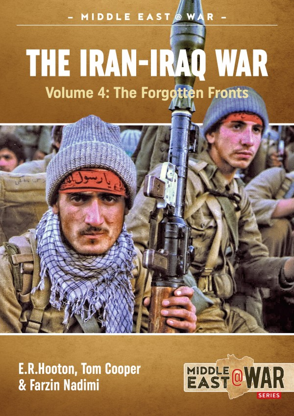 MIDDLE EAST@WAR 10: THE IRAN-IRAQ WAR. VOLUME 4
