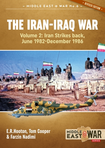 Middle East@War 24: The Iran-Iraq War : Volume 2