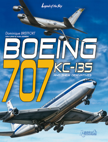 Boeing 707, KC-135 and Their Derivatives