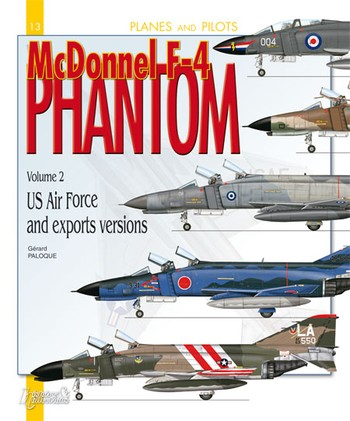 Mcdonnell F-4 Phantom, Vol.2