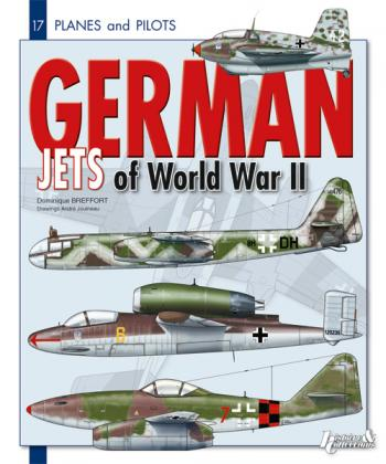 German jets of World War II