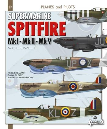 SUPERMARINE SPITFIRE Volume 1