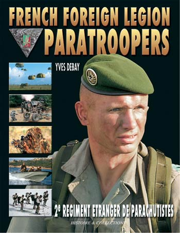 FRENCH FOREIGN LEGION PARATROOPERS