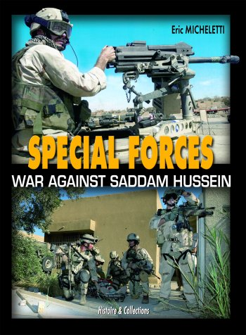 Special Forces - The War Against Saddam in Iraq