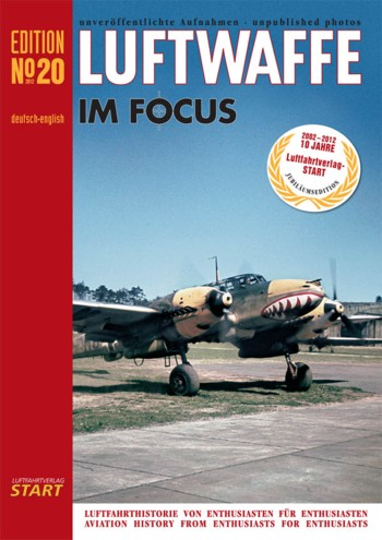 Luftwaffe im Focus Edition No 20
