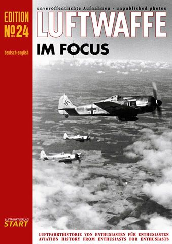 Luftwaffe im Focus Edition No 24