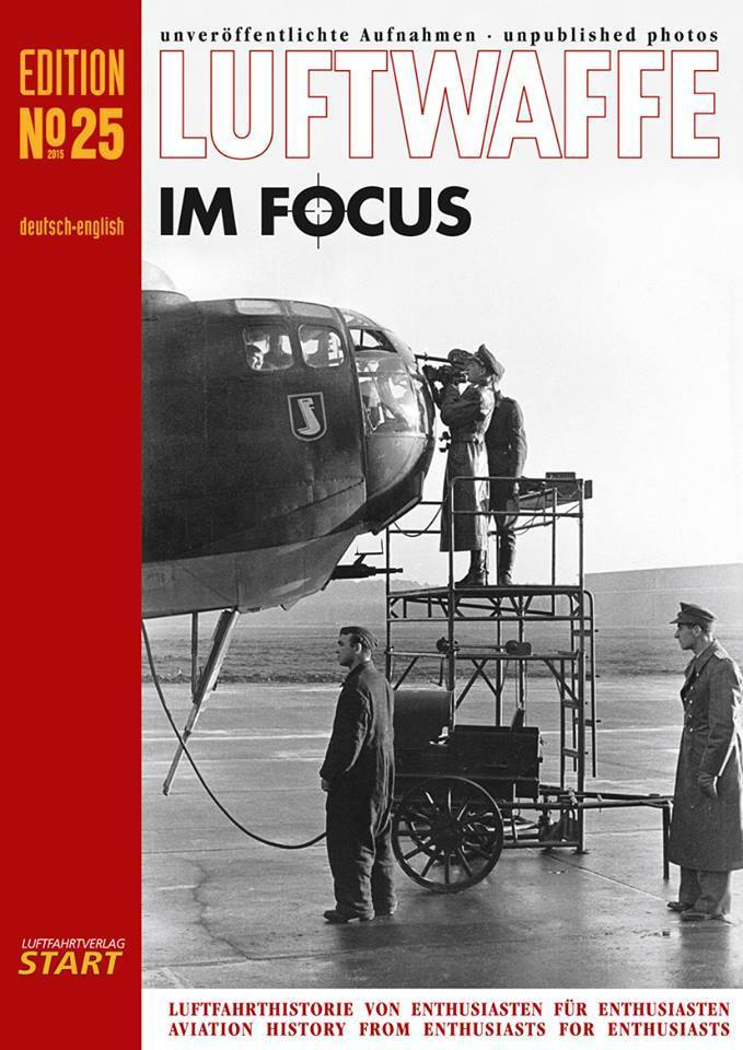 Luftwaffe im Focus Edition No 25