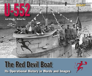 U-552 - The Red Devil Boat
