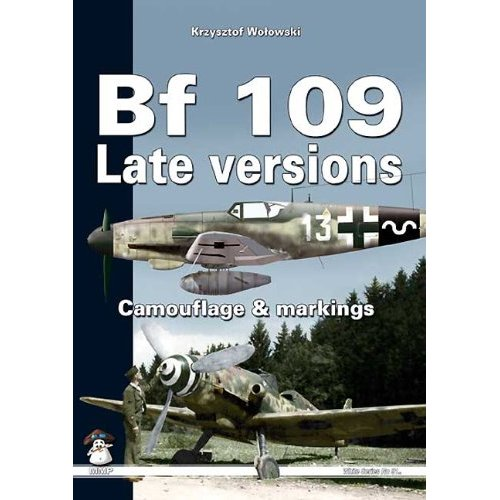 Bf109 Late Versions: Camouflage & Markings
