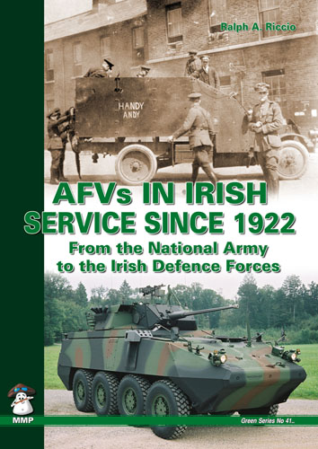 AFVs in Irish Service Since 1922