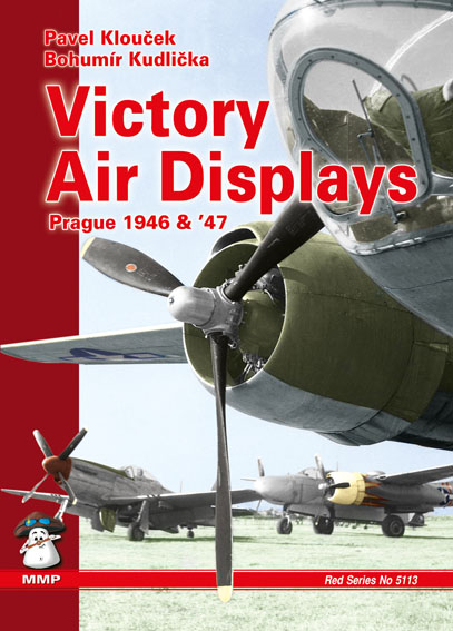 Victory Air Displays, Prague 1946 & '47