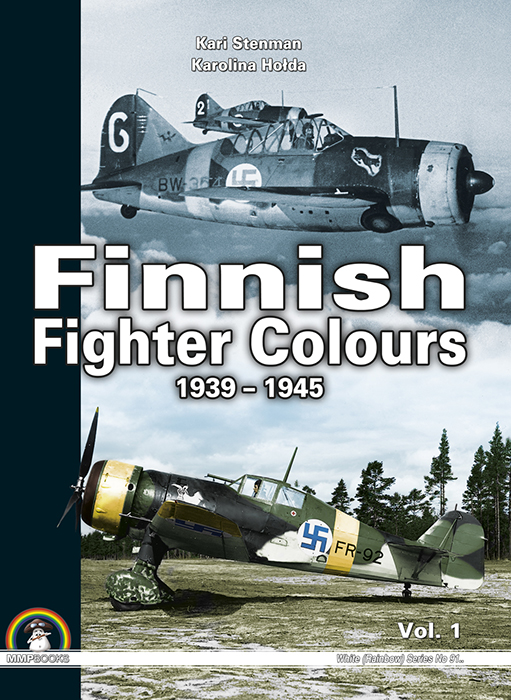 Finnish Fighter Colours vol. 1