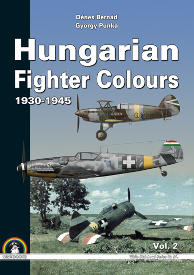 Hungarian Fighter Colours vol. 2: 1930-1945