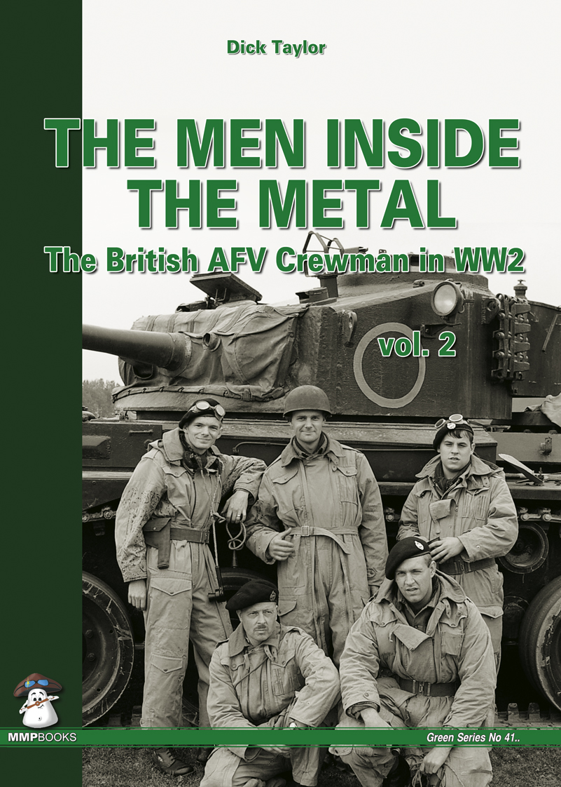 The Men Inside the Metal Vol. 2