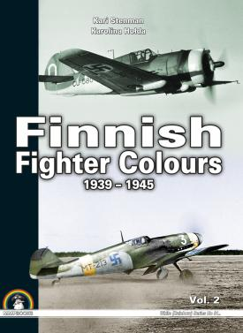 Finnish Fighter Colours 1939-1945: Volume 2