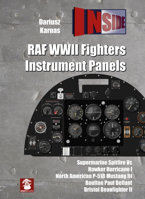 RAF WWII Fighter Instrument Panels