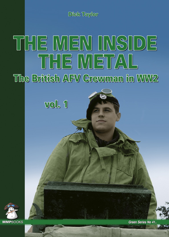 The Men Inside the Metal Vol. 1