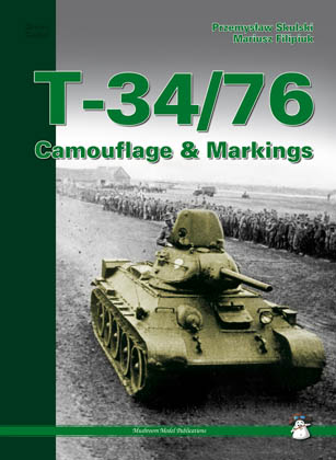T-34/76: Camouflage & Markings