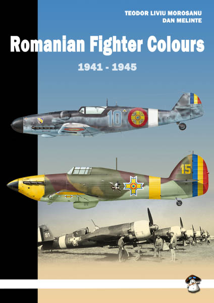 Romanian Fighter Colours, 1941-1945