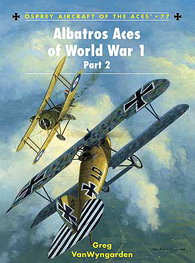 Albatros Aces of World War 1, pt.2