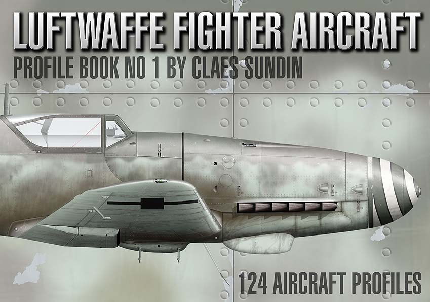 Luftwaffe Fighter Aircraft: Profile Book 1