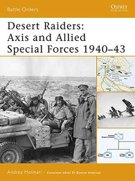 Desert Raiders: Axis and Allied Special Forces 1940–43